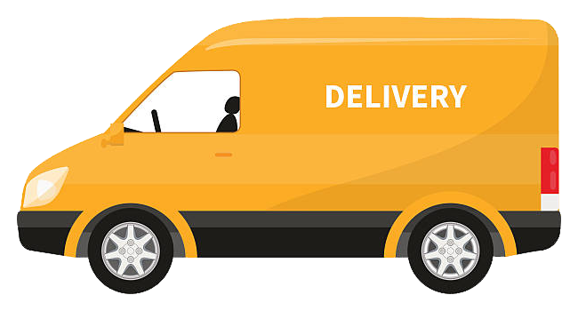 Pick-Up/Delivery Van